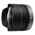 Panasonic Lumix G FISHEYE 8mm / F3.5 (H-F008)