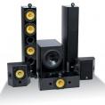 Crystal Acoustics TX-3-7.1BLA