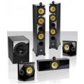 Crystal Acoustics TX-3D12-BLA