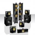 Crystal Acoustics TX-3-7.2-BL