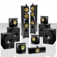 Crystal Acoustics TX-3-7.4-BL