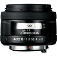 Samsung 35mm F2 - D-Xenogon Lens
