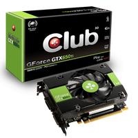 Club 3D GeFroce GTX 650 Ti