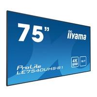 iiyama PROLITE LE7540UHS